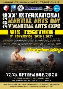 IMAD 2020 - Martial Arts Day - Convention UIKT @ Il Tempio delle Arti Marziali