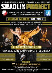 Shaolin Project @ Il Tempio delle Arti Marziali
