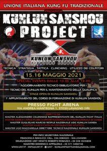 Kunlun Sanshou Project Tappa Nord-Italia @ Lavagno (VR)